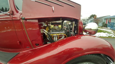 1934 CHEVY 2 DR sweet chevy!