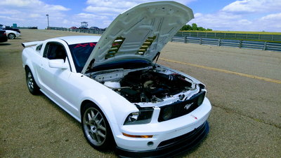 Mustang FR500 Track Car and Trailer *PRICE UPDATED*