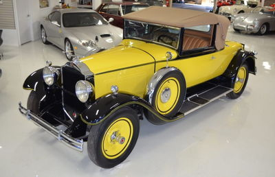 1930 Packard Model 733 Convertible Coupe