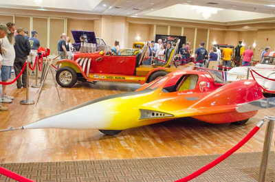 GEORGE BARRIS TURBO-SONIC