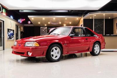 1991 Ford Mustang GT Hatchback