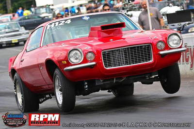1973 Split Bumper Camaro