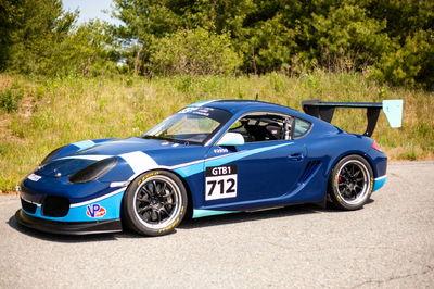 2012 Porsche Cayman GTB-1
