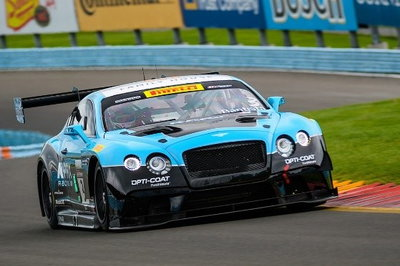 2015 Bentley Continental GT3