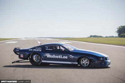 Ford Mustang GT500  Roller Promod/Sportsman
