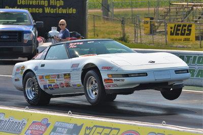 1991 Chevy Corvette NHRA Stock Eliminator