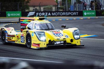 2017 Ligier LMP2 Prototype