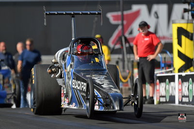 Turbocharged 4cyl dragster