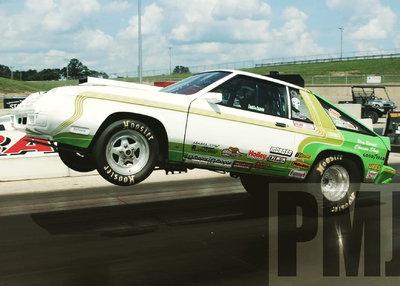 81 Dodge Omni chassis car