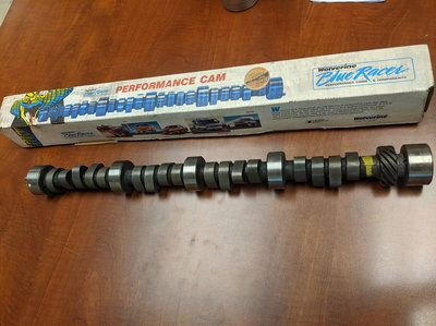 350 Chevy Camshafts