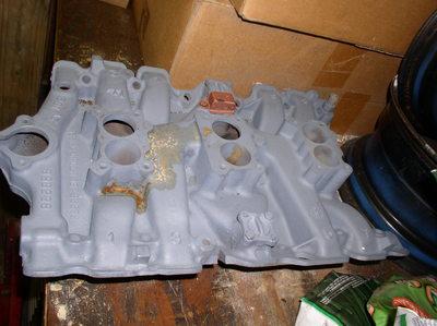 L69 OLDS TRI CARB TRIPOWER Oldsmobile 400 455 AZ OEM Factory