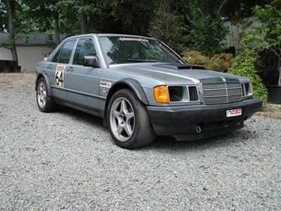 1984 Mercedes-Benz 190E