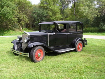 1931 Plymouth Model U