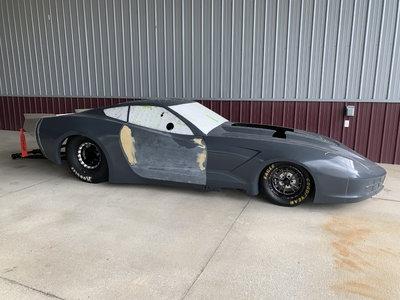2017 Larry Jeffers C7 Corvette Pro Boost - Pro Mod Roller