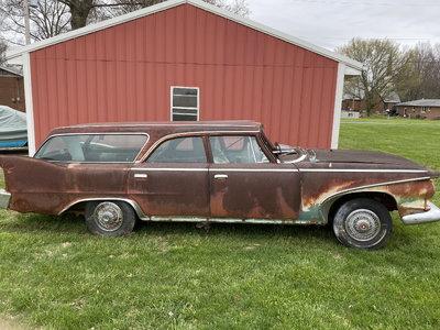 1960 Plymouth Savoy
