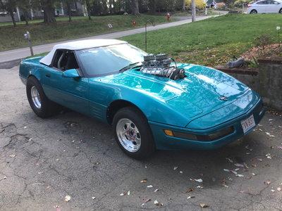 1994 Corvette Roller