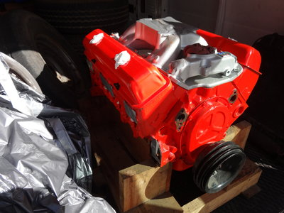 1966 327 V8