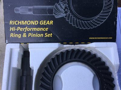 NEW Richmond Pro Gear Dana 60 - 6.17 Ratio