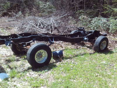 f-150 chassis 1997