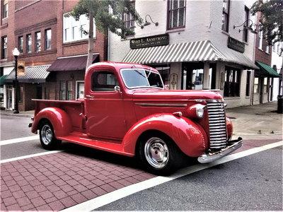 1939 Chevrolet JC