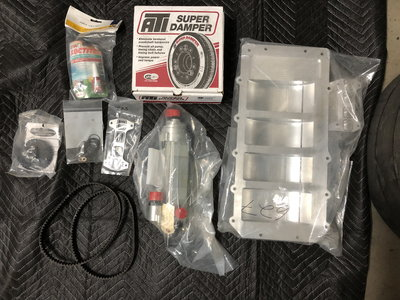 Ford Mustang 5.0 Coyote Dailey Engineering Dry Sump Oil Syst