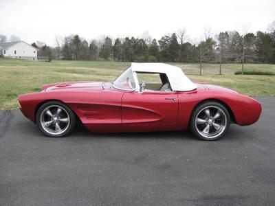 1957 Corvette Custom