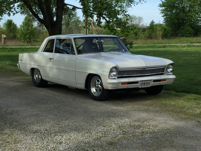 66 Chevy ll