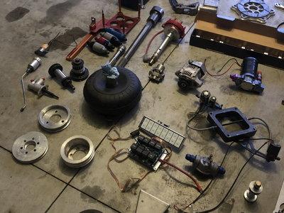 Racing Parts Sale MSD BBC SBC Autometer