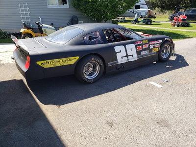 Turn key race car