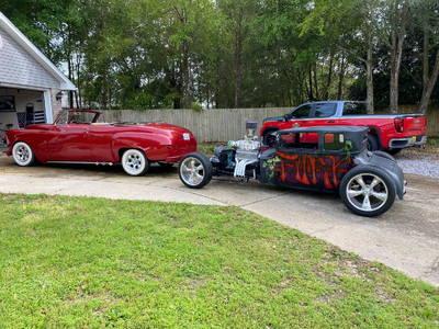 Trade 27 Buick Ratrod