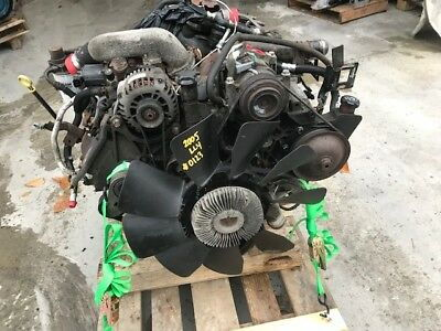 05 Chevrolet GMC 2500HD 3500HD DURAMAX 6.6 LLY ENGINE MOTOR