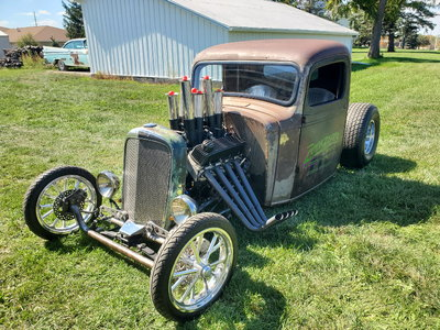 1936 Chevy Pick-up