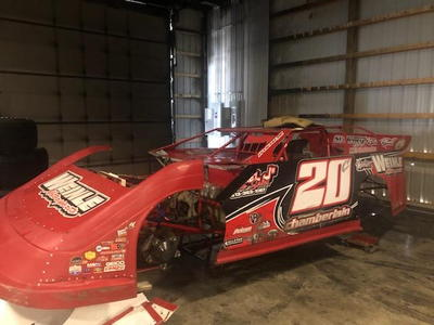 2017 Longhorn Super Late Model