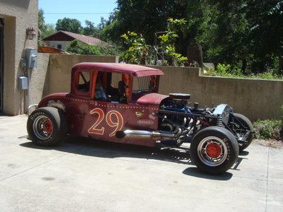 Model A Race Car