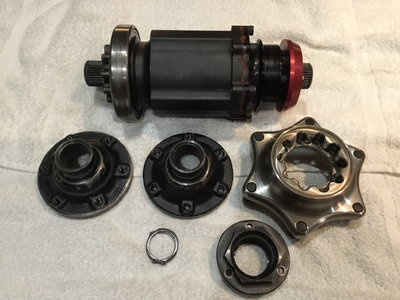 Williams Limited Slip Differential