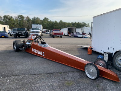 2000 Undercover Dragster