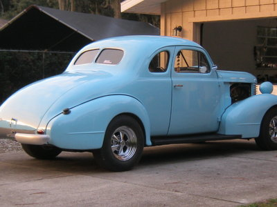 1938 Pontiac Deluxe Model 6DA
