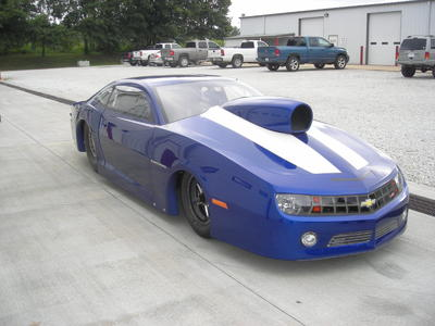 2012 RJ Camaro  Mountain Motor Pro/Stock