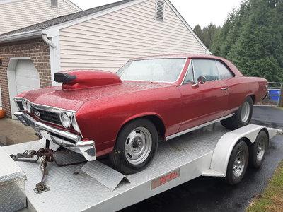 1967 Chevelle SS 496