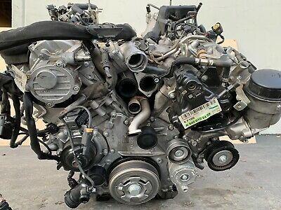 MERCEDES X166 W166 ML350 GL350 3.0L BLUETEC DIESEL ENGINE