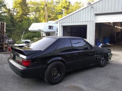 1990 Mustang 449
