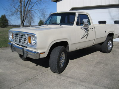 1978 Dodge W200