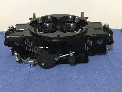APD 1350 Billet Enforcer Gas Drag Race Carburetor