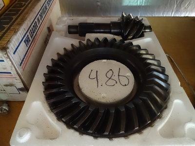 9 inch 4.86 Big Pinion Pro Gears