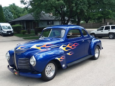 1940 plymouth street rod