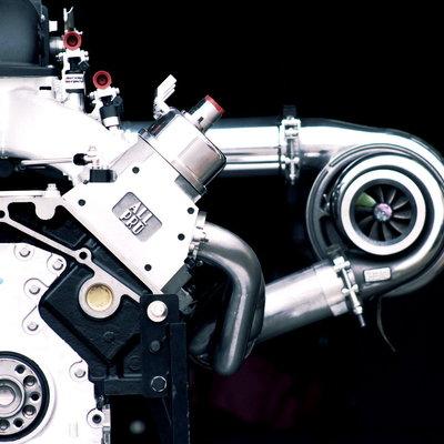 ALL PRO Retro Custom CNC'd Heads for LS7 Hydraulic Cam