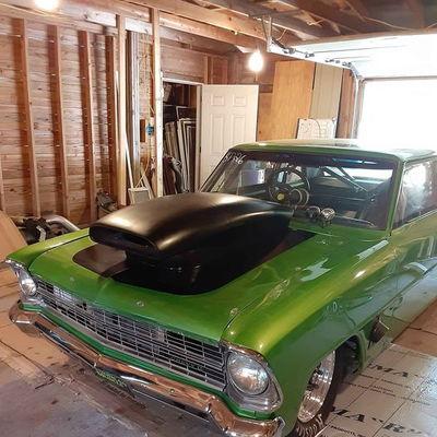67 Chevy 2 Nova