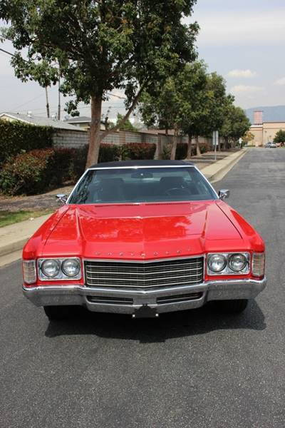 1971 Chevrolet Impala Sport Coupe  for Sale $25,900