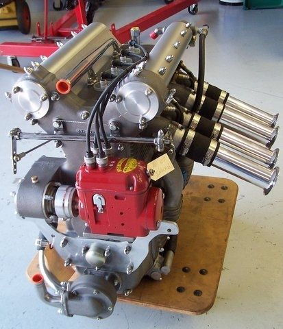 NOS Drake Engineering Offenhauser Offy 110 midget engine  for Sale $13,000