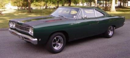 1968 PLYMOUTH ROAD RUNNER   for Sale $24,900